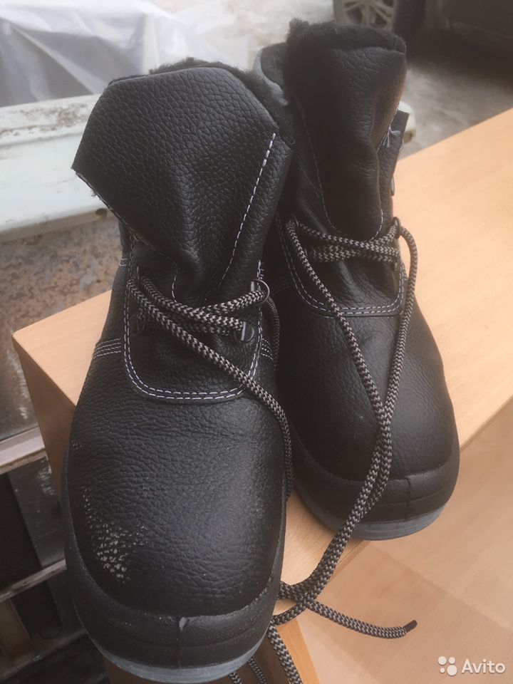 Ботинки рабочие с металлическими носами  89600998353 купить 6