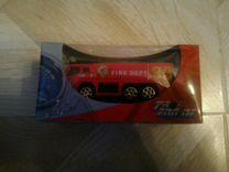 Продам модели пожарных машинок