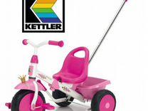 Трехколесный велосипед Kettler HappyTrike Prinzess