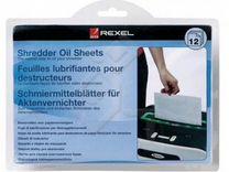 Листы для смазки уничтожителя бумаг (Shredder)