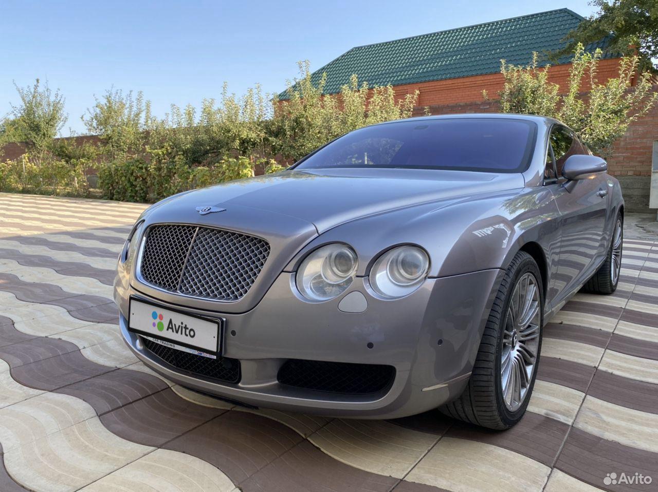 Bentley Continental GT, 2004  89063810237 купить 5