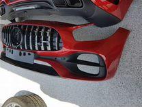 Бампер передний задний Mercedes GT Coupe 6.3 AMG