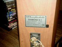 Акустическая система Wharfedale Diamond 9.1 — Аудио и видео в Воронеже