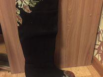 Сапоги зимние, размер 40 — Одежда, обувь, аксессуары в Новосибирске