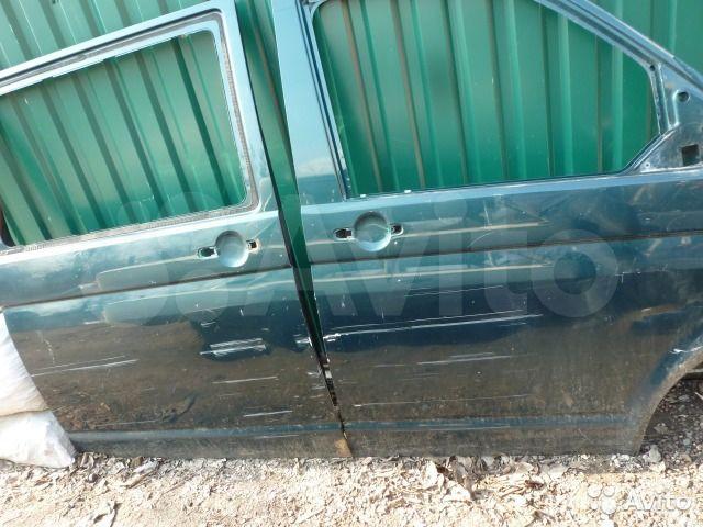 Правая дверь на транспортер т5 на двух элеваторах зерна