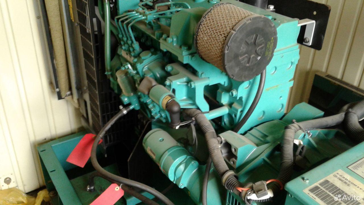Дизель генератор cummins C22D5  89376420942 купить 2