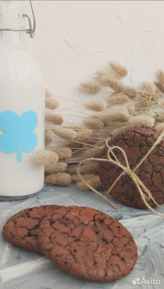 Шоколадное печенье Кукис  89110180884 купить 2