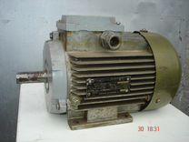 Асинхронный двигатель переменного тока 3-х фазный