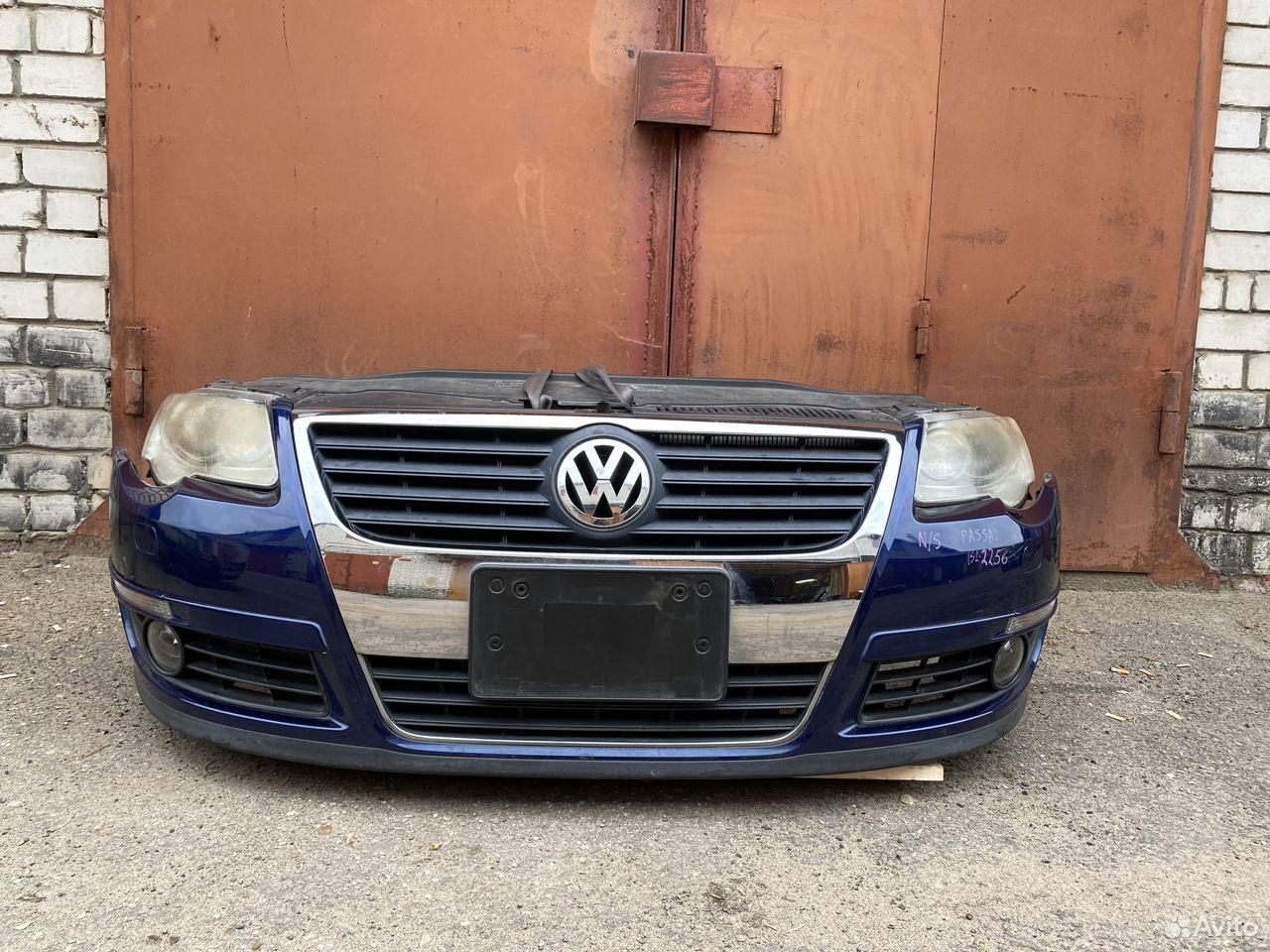 Ноускат Volkswagen Passat B6 №2  89534684247 купить 3