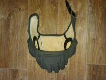 Танковый шлемофон зимний