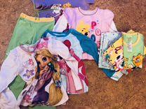 Пижамы (мешок около 10 шт)