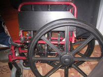 Инвалидное кресло для людей весом более 100кг — Личные вещи в Великовечном