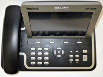 Yealink VP-2009 (IPmatika, SkypeMate) -Мультимедия