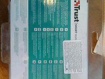 Беспроводной настенный выключатель Trust awst-8800