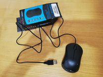 Мини Мышь для ноутбука