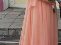 Платье на выпускной, можно на свадьбу одеть