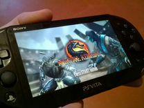 Sony Vita обмен на PS 3 прошитую