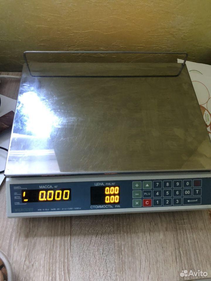 Весы электронные Меркурий 314