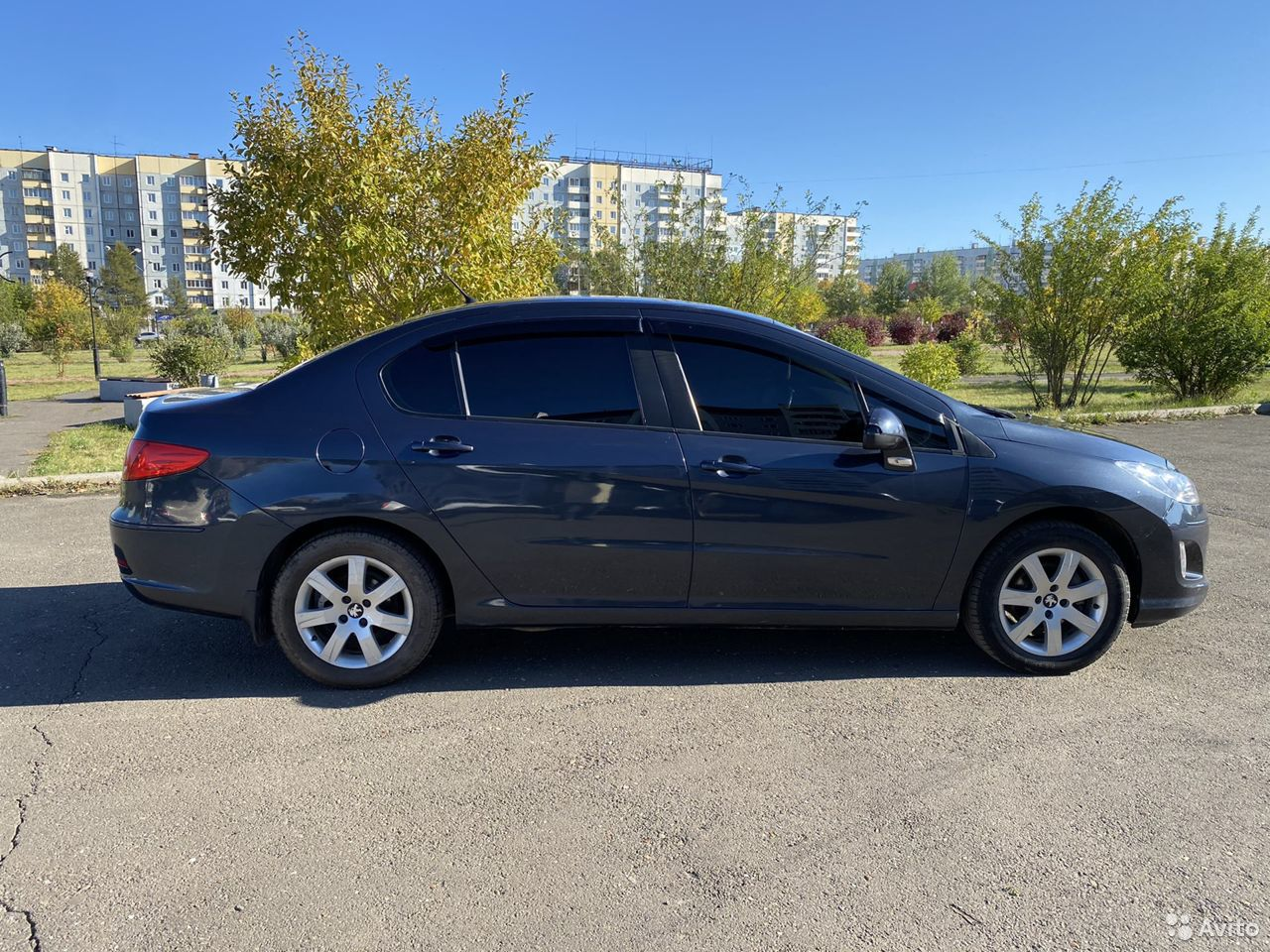 Peugeot 408, 2012  89246322243 купить 8