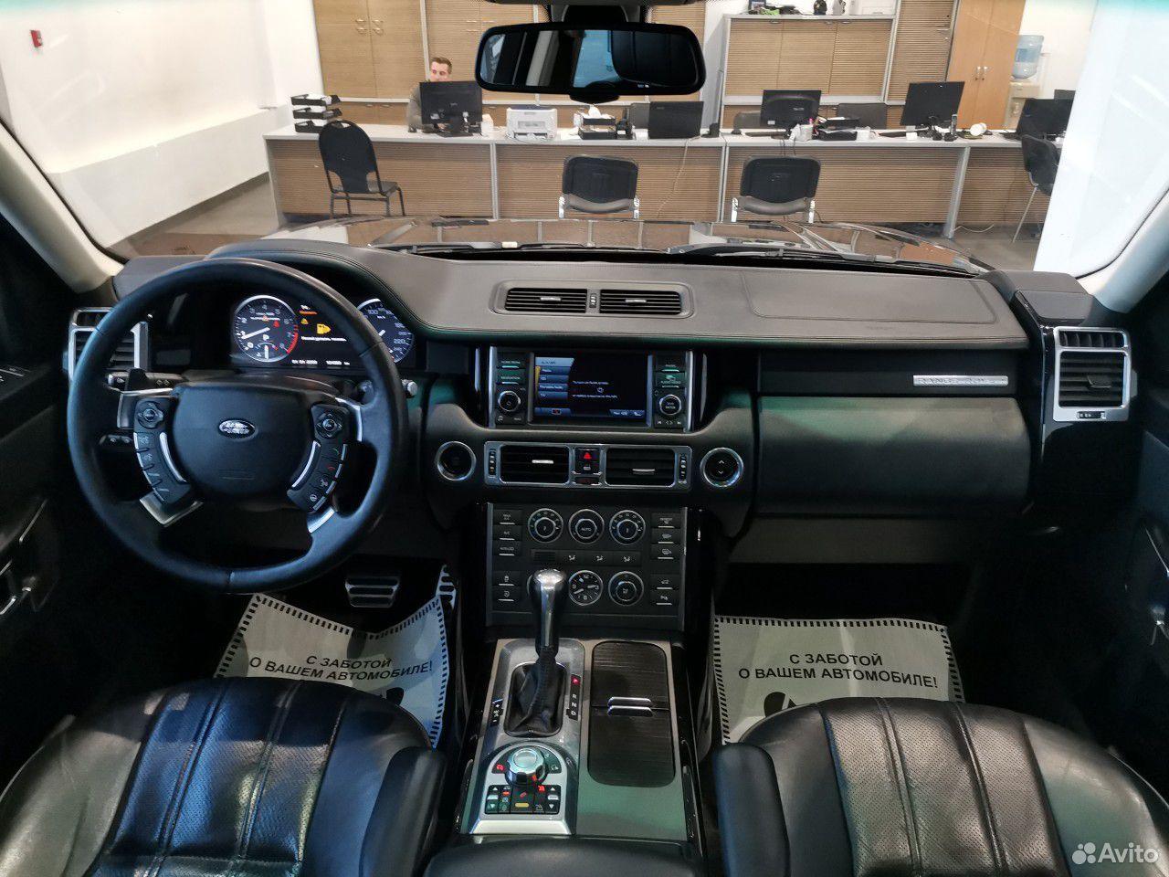 Land Rover Range Rover, 2010  89192428119 купить 8
