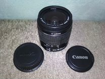Объектив Canon EF-S 18-55mm f/3.5-5.6