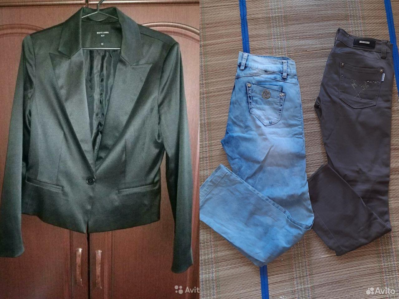 Пакет одежды 46-48 размер  89106881219 купить 10