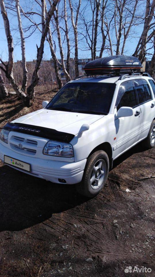 Suzuki Escudo, 1999  89146202509 купить 1