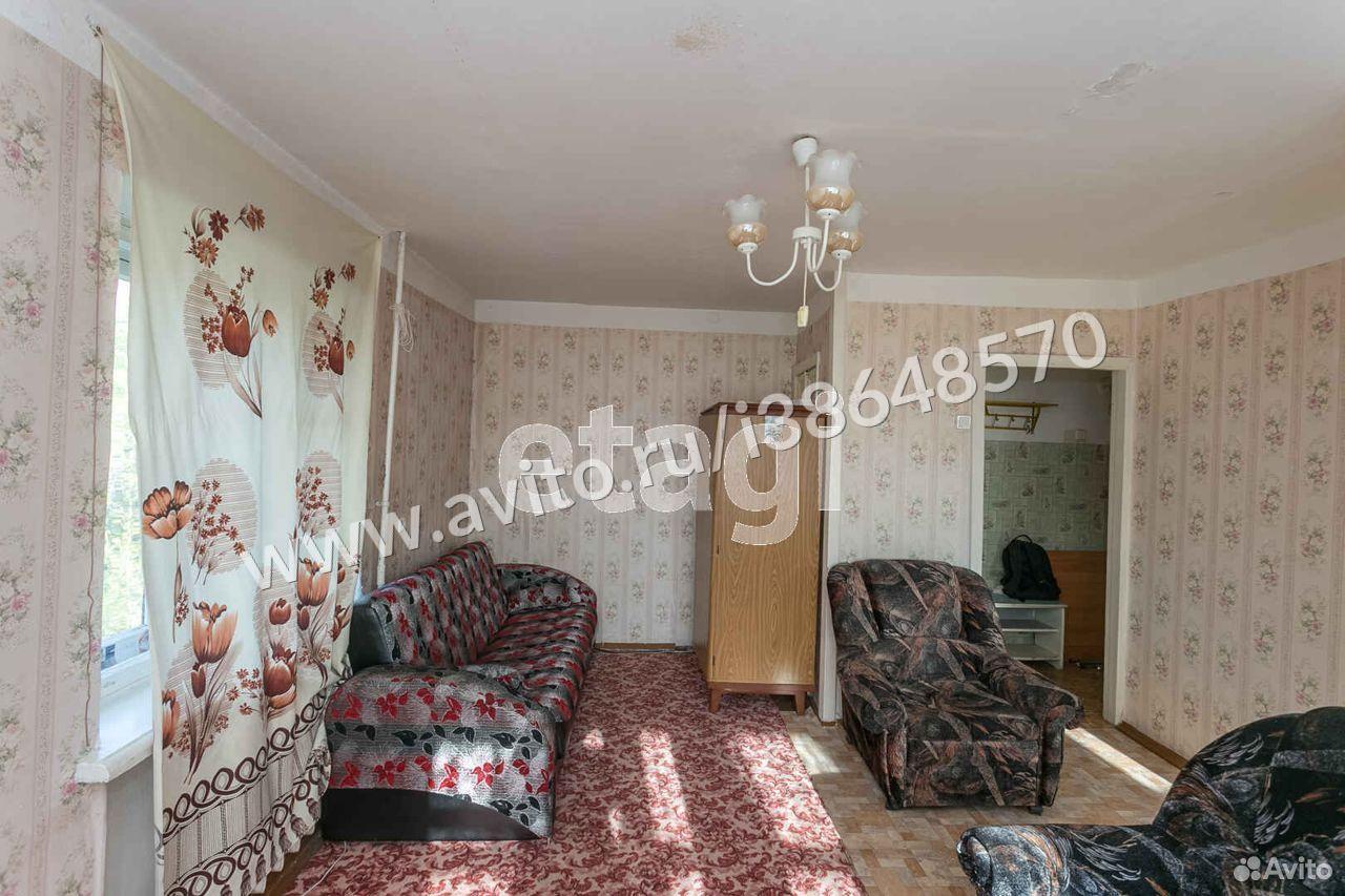 1-room apartment, 31.3 m2, 5/5 floor.  89227153913 buy 3