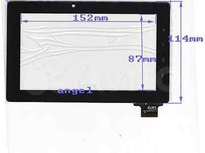 Тачи для Explay Art 3g и Freeland PD10 PD20