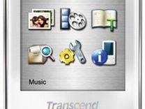 Мультимедиа плеер Transcend T.sonic 870 белый