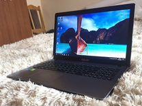 Игровой ноутбук yAsus i7