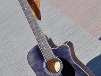 Гитара Colombo с вырезом