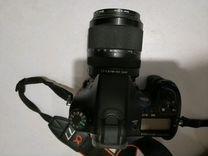 Фотоаппарат Sony Alpha Slt-A77m и два объектива