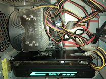 Видеокарта Palit nVidia Jetstream GTX 1060 6 gb