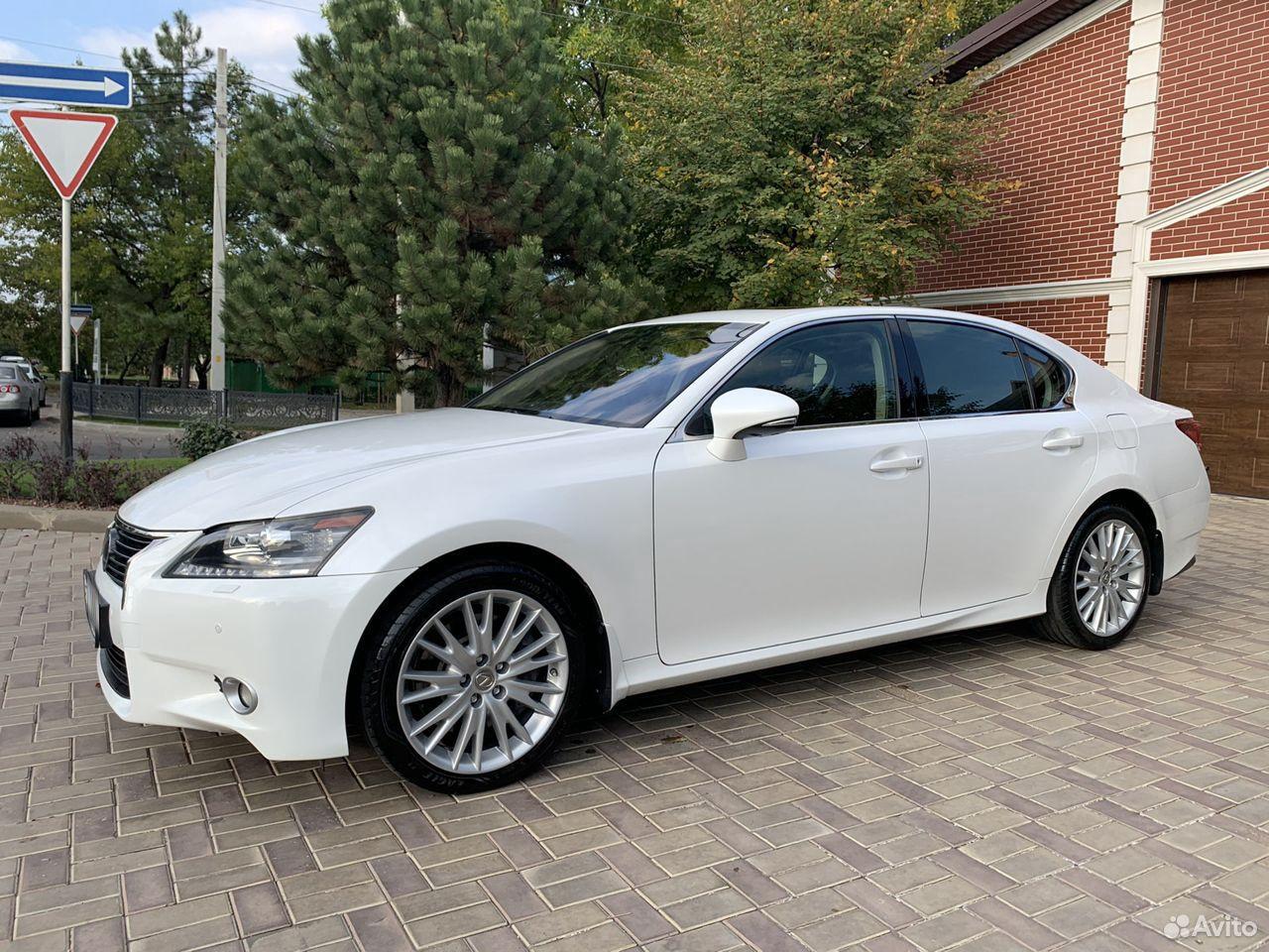 Lexus GS, 2012  89898002894 купить 3