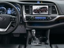 Toyota Highlander Штатное гу DVM-3060G iS