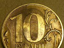 Монета брак