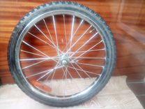 Переднее колесо 20 дюймов