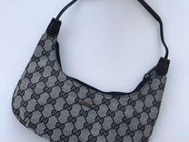 Чёрная сумка Gucci