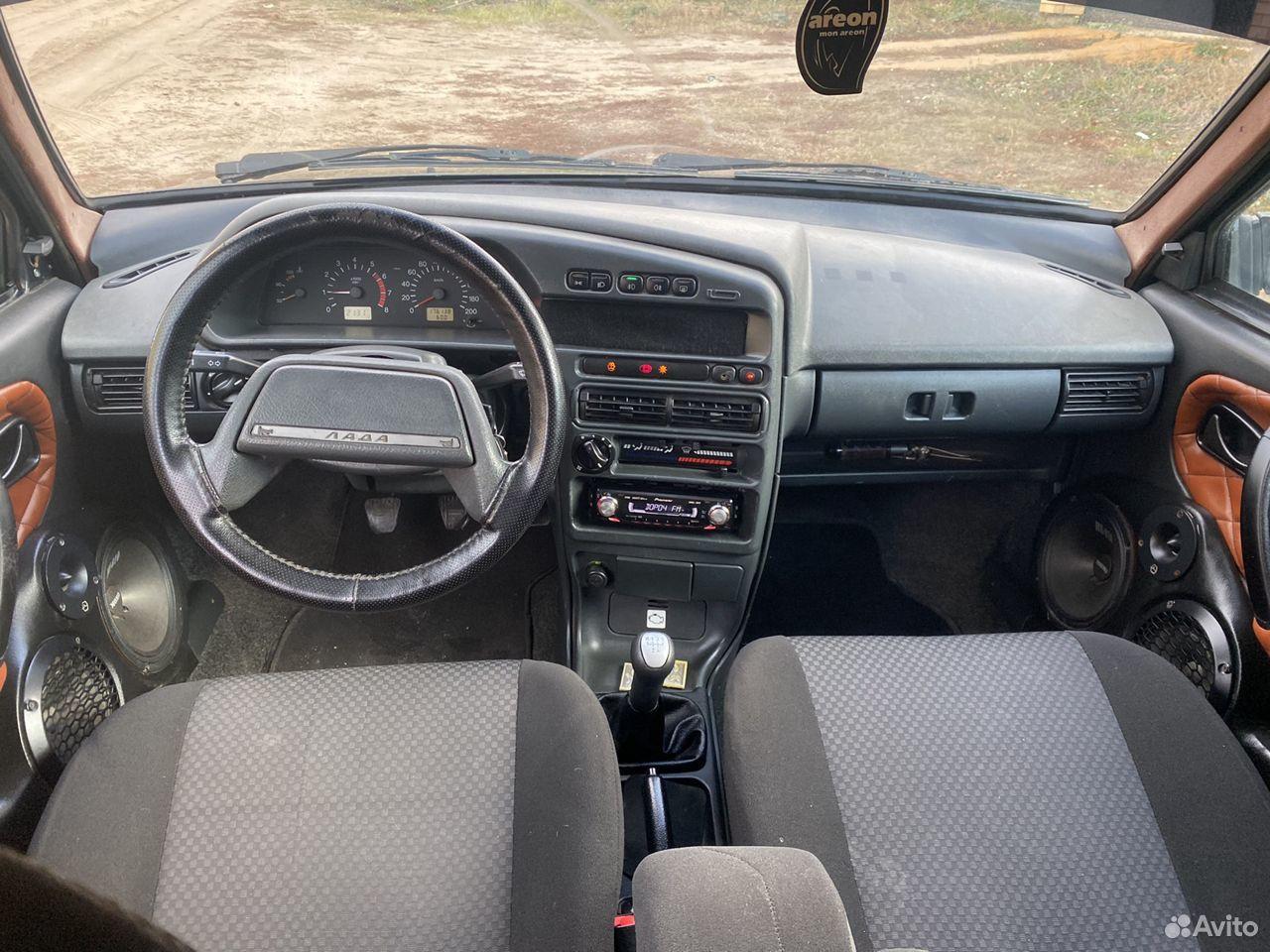 VAZ 2114 Samara, 2008  89092332770 buy 10
