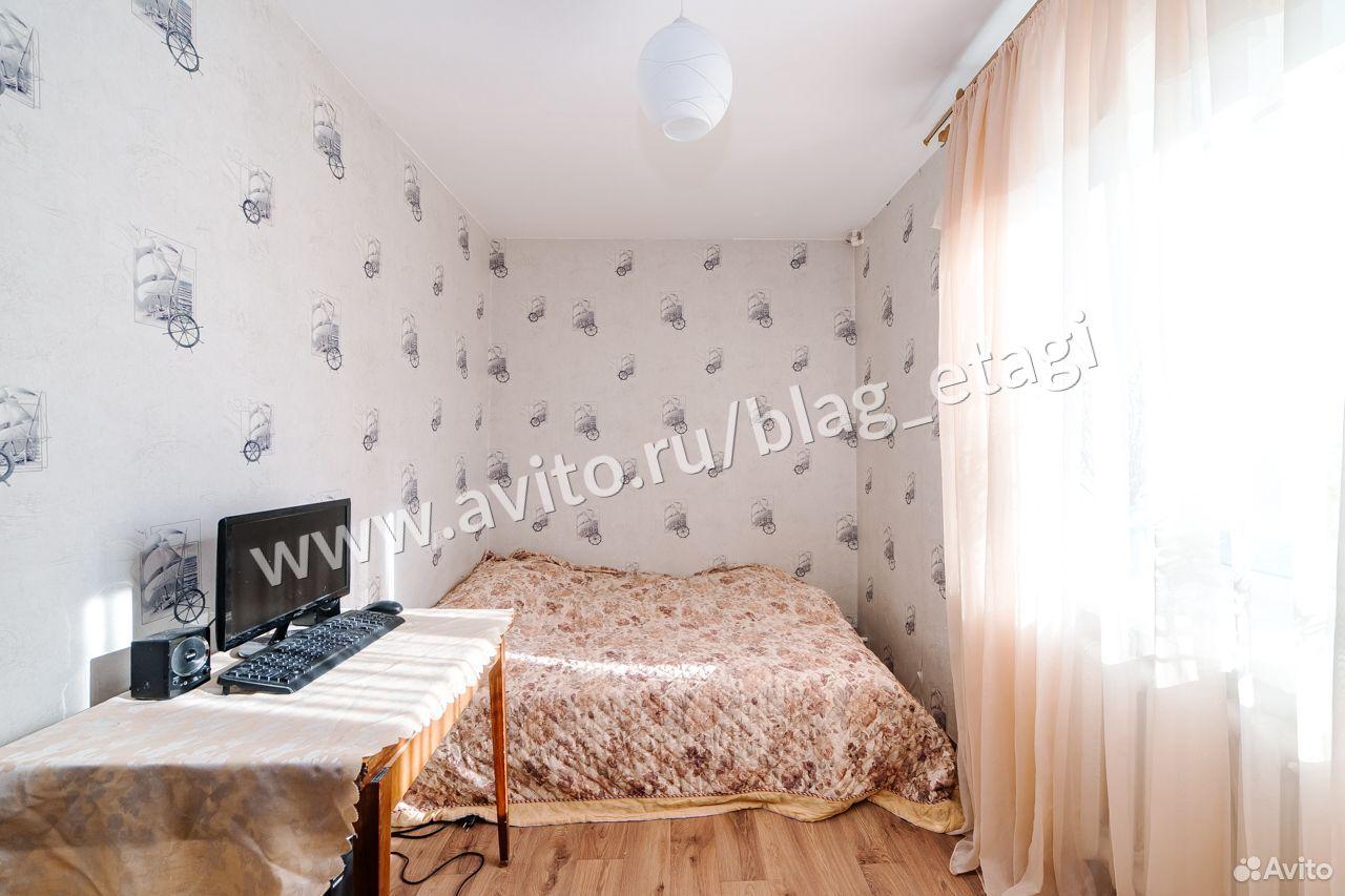 3-к квартира, 50.8 м², 4/5 эт.
