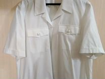 Рубашки форменные белые