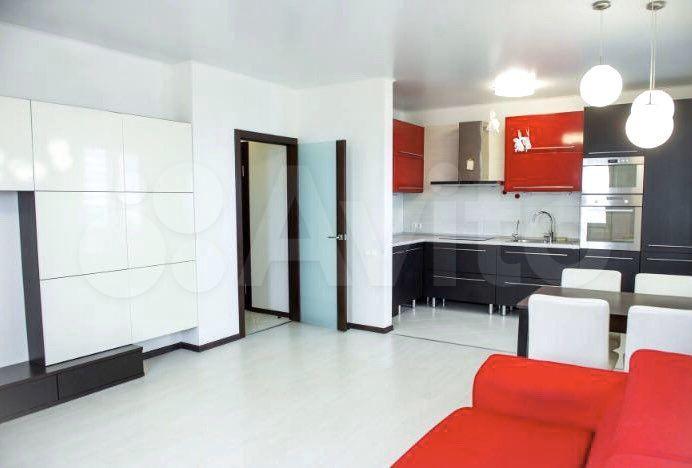 2-room apartment, 60 m2, 5/9 floor.
