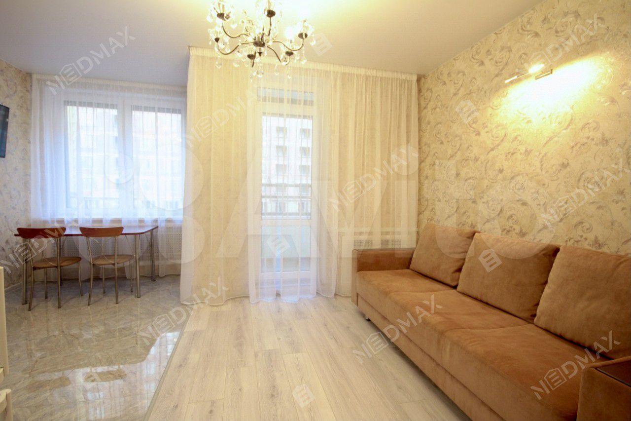 Квартира-студия, 33 м², 3/10 эт.