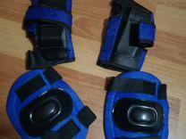 Ролики+коньки и защита