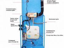 Сухой фен Автономный воздушный отопитель Автономка