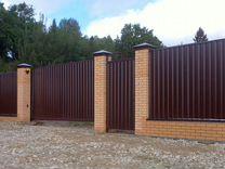 """Откатные ворота """"Дорхан"""""""