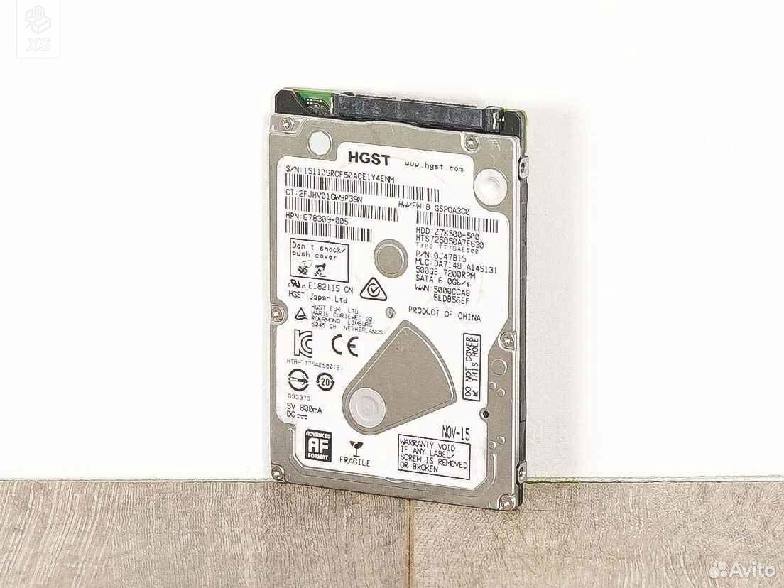 Жесткий диск hgst Z7K500  88126047244 купить 1