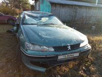 Peugeot 406 2.0AT, 2001, битый, 330000км