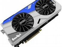Видеокарта nvidia GeForce GTX 1070 Palit GameRock
